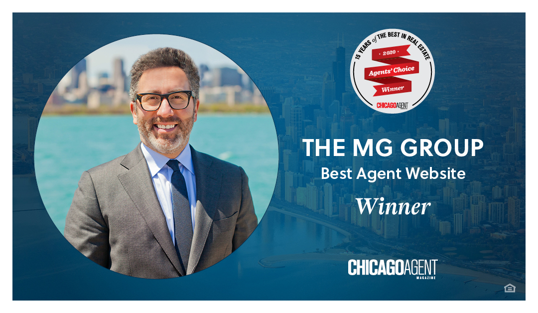 MG Group wins Chicago Agent Choice Award for best website