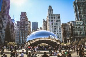 MG Group Chicago Real Estate Cloud Gate